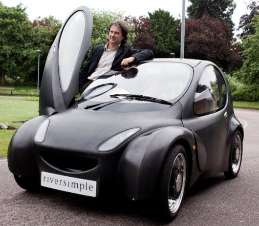 Riversimple to participate in hydrogen vehicle trial in the UK