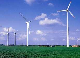 Wind Energy - Wind Farm Project