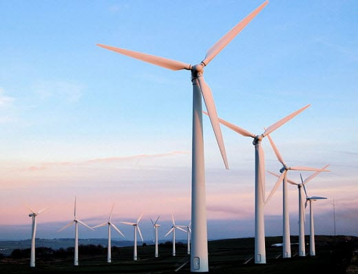 Massive wind farm gains approval from the UK government