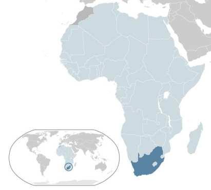 South Africa hydrogen fuel