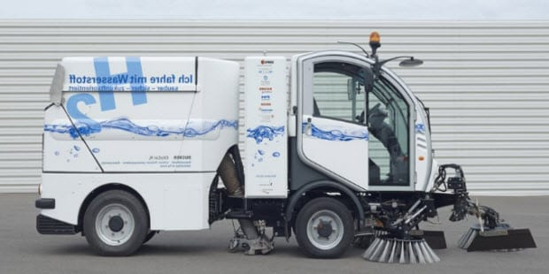 Swiss utility hydrogen fuel test a success, spurs development of more affordable fuel cell system