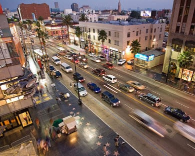 Renewable energy enters the limelight in Los Angeles