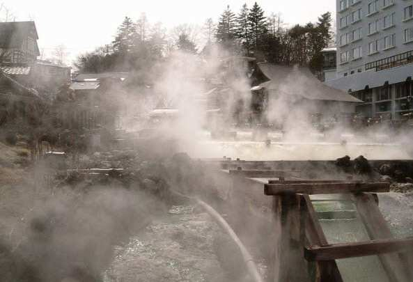 Japan again turns to geothermal energy to replace nuclear power