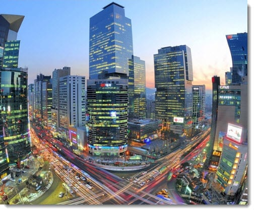 South Korea's capital to be powered by hydrogen fuel cells