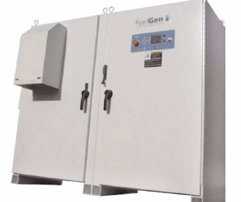 Proton OnSite PEM electrolyser reaches major milestone in hydrogen gas production