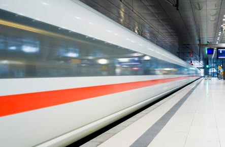 Alternative energy could be a boon for high-speed railway system