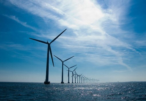 Offshore wind energy system receives investments from Japanese companies
