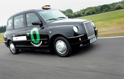 Hydrogen powered taxis reach milestone in London