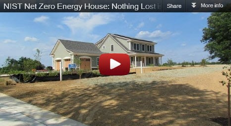 Energy efficient home to be tested by NIST