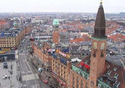 Copenhagen, Denmark - Hyundai Hydrogen Car