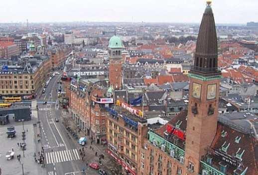 Copenhagen, Denmark - European Hydrogen Road Tour