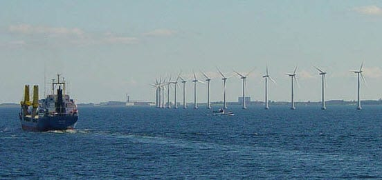 East Anglia Offshore Windfarm begins development