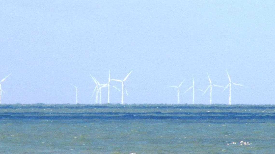 Offshore wind energy may benefit sea life