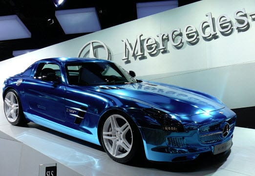 Going Green in 2013: Alternative Vehicles for a New Year