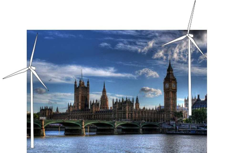 Wind energy project moves forward in the UK