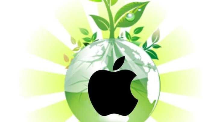 Apple wins big with renewable energy