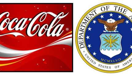 Coca-Cola teams with U.S. Air Force for biofuel program