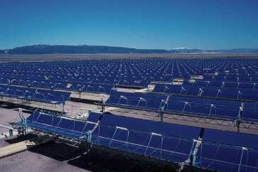 Solar Energy Projects - Solar Plant