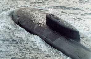 Submarine - Hydrogen Fuel Cells