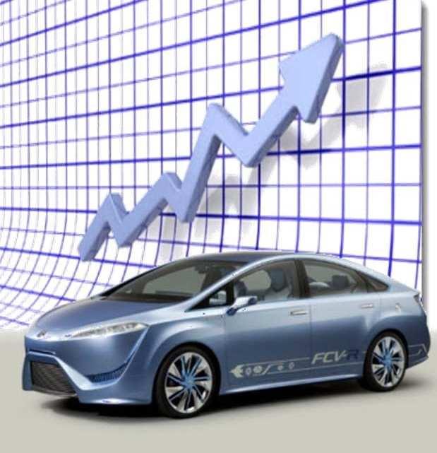 Toyota unveils price range for hydrogen fuel vehicle