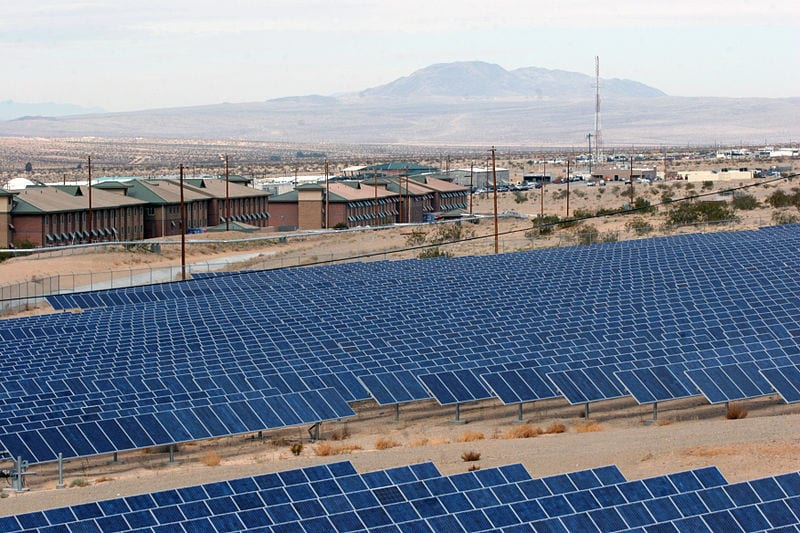 Solar energy sets a new record in California