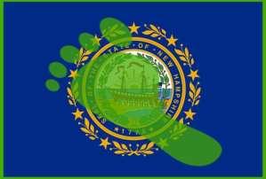 New Hampshire renewable energy - green carbon footprint
