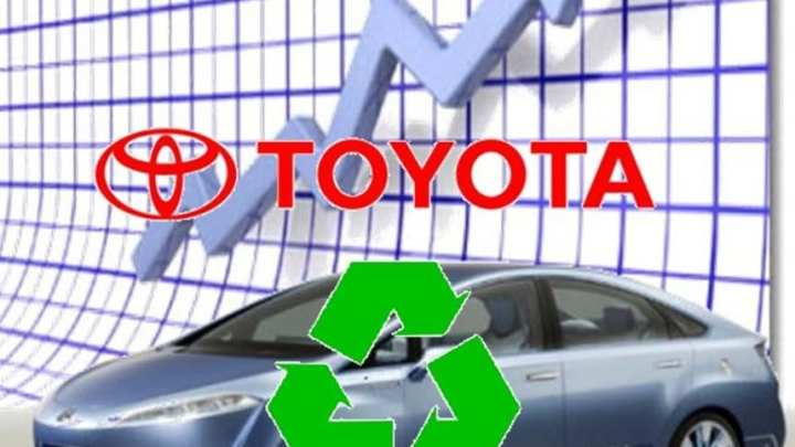 Toyota has big plans for hydrogen fuel