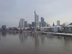 Frankfurt, Germany - Hydrogen Fuel Cells