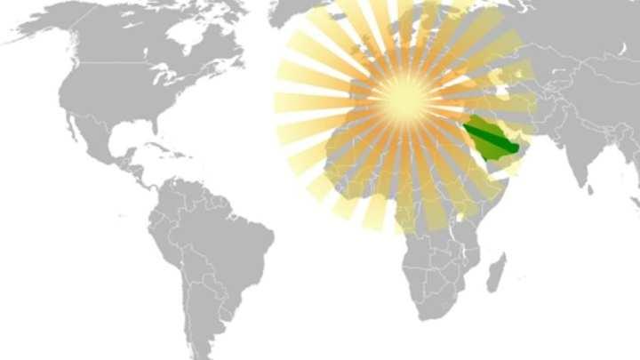 SolarReserve looks to build large solar energy project in Saudi Arabia