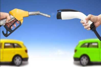 Hybrid cars electric cars