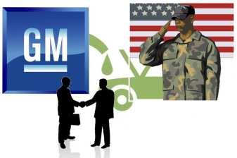 Hydrogen Fuel Partnership - GM and U.S. Army