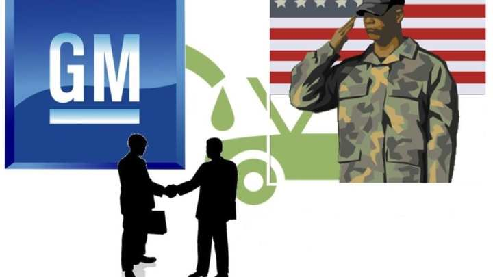 General Motors and US Army continue work on fuel cells