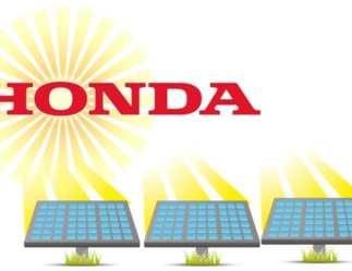 Solar Energy Systems - Honda