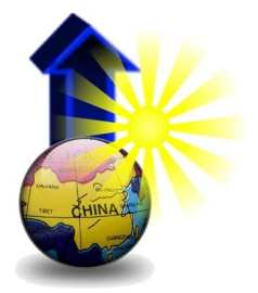 China Solar Energy Reaches New Milestone