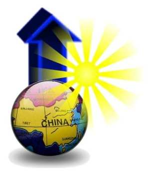 China increases solar energy goals