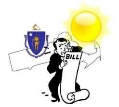 Solar Energy Costs - Massachusetts