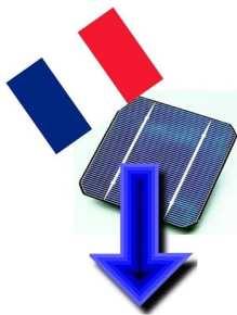 France Solar Energy takes a Dive