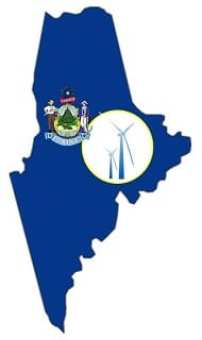 Wind Energy Projects - Maine