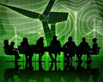 Renewable energy - Increased Green Power Production