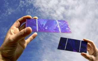Solar Energy Research - Solar Battery
