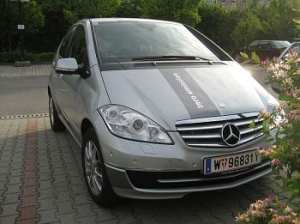 Mercedes-Benz - Electric Vehicles