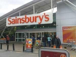 Sainsbury Supermarkets to get hydrogen fuel stations