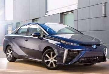 Hydrogen Fuel Vehicle - Toyota Mirai
