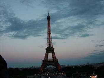 Wind Energy - Eiffel Tower