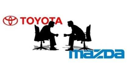 Hydrogen Fuel - Toyota & Mazda Partnership