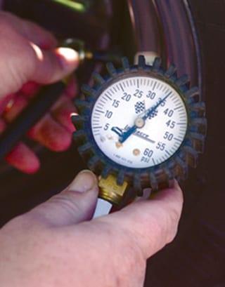 Image of Tire Pressure Gauge