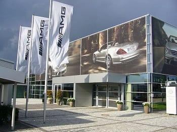 Energy Storage Project - Image of AMG Daimler Chrysler