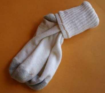 Wearable Energy - Socks
