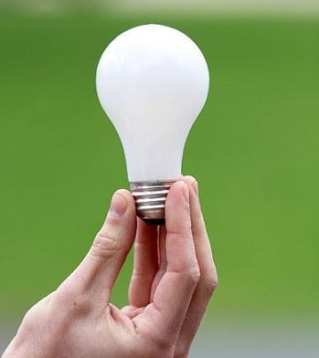 Recycling Technology - Incandescent light bulb