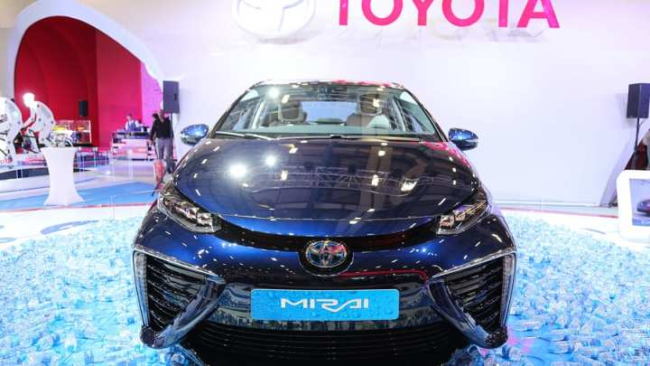 Hydrogen cars could still be a threat to electric vehicles